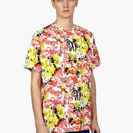 Jil Sander - Men's Printed Crew Neck T-Shirt