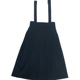 O!Oi - BACK TO SHCOOL SKIRT_navy