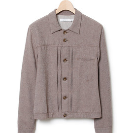 nonnative - worker short jacket