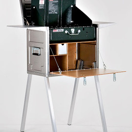Kanz - Field Kitchens