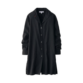 UNIQLO - IDLF  Linen Cotton Long Sleeve Long Shirt