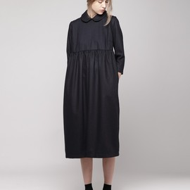 Comme des Garçons Shirt - Peter Pan Collar Dress