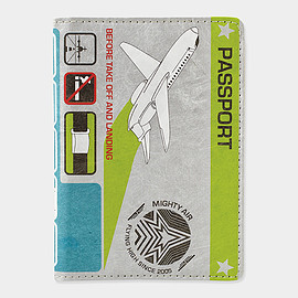 DINOMIGHTY,Inc - Mighty Passport Cover