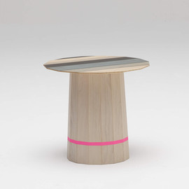 "Karimoku New Standard - ""Color Wood"" Table, Designed by Scholten & Baijings, 2010"