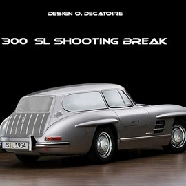 Mercedes-Benz - 300 SL Shooting Break
