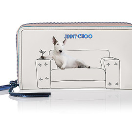 JIMMY CHOO - Bull terrier collection PIPPA
