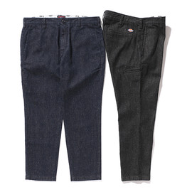 "Stussy - Stussy x Dickies® ""High Water Denim Work Pant"""