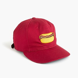 Ebbets Field flannels - Ebbets Field Flannels® for J.Crew hot dog ball cap