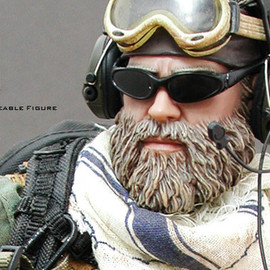 Hot Toys - P.M.C. Operator (2007 Version)
