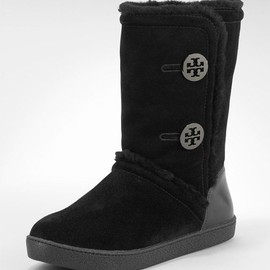 TORY BURCH - ginger Shearling Boot