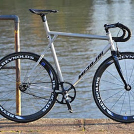 Nicolai - custom build track bike