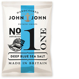 johnjohn - john john potato crisps