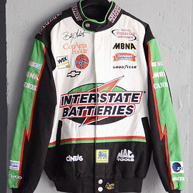 VINTAGE - vintage racing suit  ( CHASE AUTHENTICS )