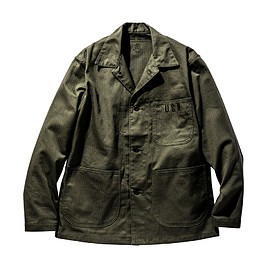 The REAL MCCOY'S - N-3 UTILITY JACKET