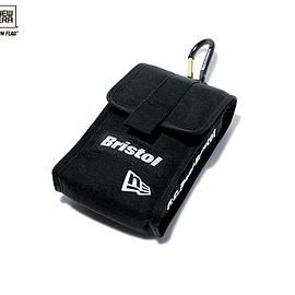 F.C.R.B. - NEW ERA® AUTHENTIC LOGO MOBILE POUCH