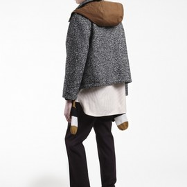 CARVEN - short coat
