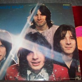 Nazz - Nazz Nazz (Record: SGC SD 5002 red wax U.S.early press)