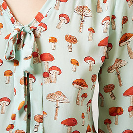 anthropologie - Toadstool Blouse