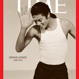 TIME - Michael Jackson Special Issue
