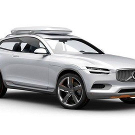 volvo - The Concept XC Coupe