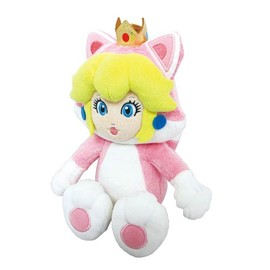 Nintendo - Super Mario 3D World - Cat Peach