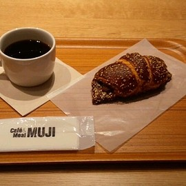 Cafe& Meal MUJI - あんクロワッサン