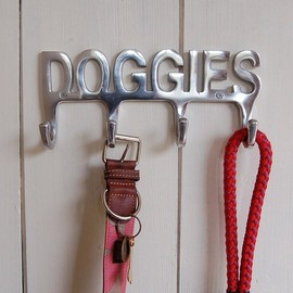 'Doggies' Dog Lead Hook