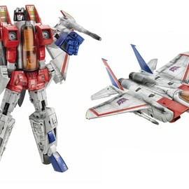 TAKARA TOMY - starscream masterpiece