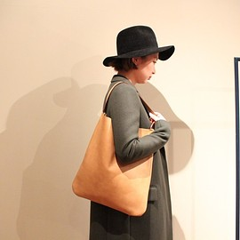 DIGAWEL - LEATHER TOTE BAG