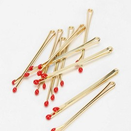 Little Matches Bobby Pin