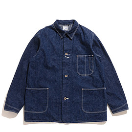 orSlow - 40's Coverall-One Wash