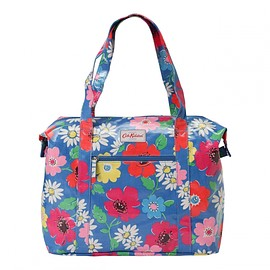 Cath Kidston - Large Zipped Shoulder Bag