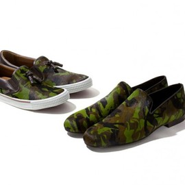 Jimmy Choo - Fall/Winter 2012 Camo Pack