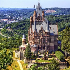 Germany - Drachenburg Castle