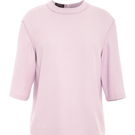GIAMBATTISTA VALLI - Heavy Cady T-Shirt