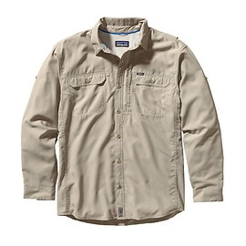 patagonia - Patagonia Men's Long-Sleeved Sol Patrol II Shirt - Stone STN