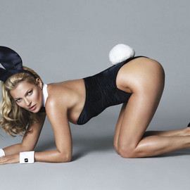 Kate Moss - Playboy cover