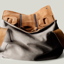 hard graft - SQUARE1 HOLDALL / DRIFTWOOD