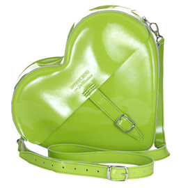 Dr.Martens - Heart Satchel/Acid Green