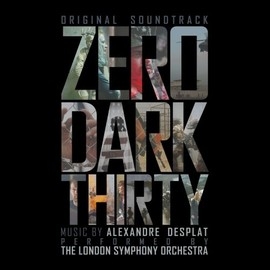 Alexandre Desplat - Zero Dark Thirty: Original Soundtrack
