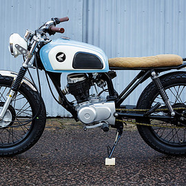 HONDA - CG125 'V2' by Anthony
