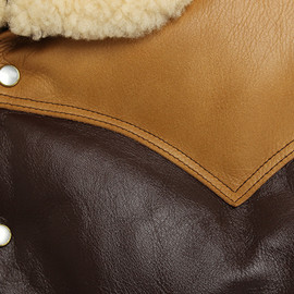 Rocky Mountain Featherbed - Cristy Leather Down Vest