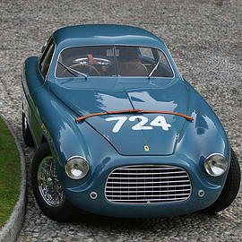 Ferrari - 166 MM / 195 S LM_Touring