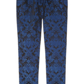 Stella McCartney  - Tapered jajacguard pants