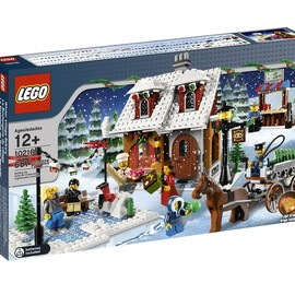 Lego - Winter Village Bakery Item: 10216