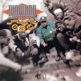 Diamond & Psychotic Neurotics - Stunts Blunts & Hip Hop