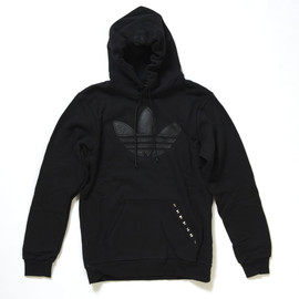 adidas Originals for VANQUISH - Pullover Studded Parka