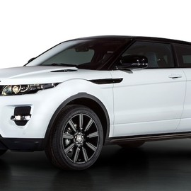 Range Rover - Evoque black design pack