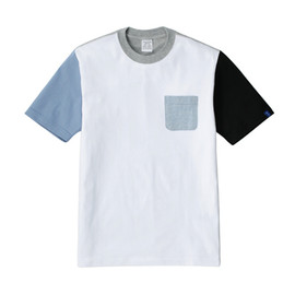 LOOPWHEELER - LW Tee Multi color S/S T-shirts