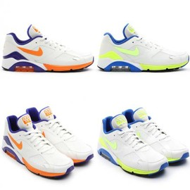 Nike - NIKE AIR MAX TERRA 180 QS 2COLORS